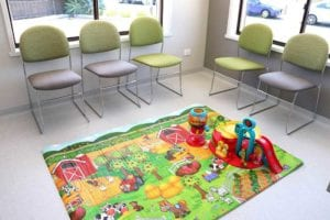 Connect Dental Care - Children Play Area